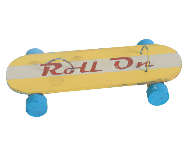 """Maileg """"Skateboard"""" yellow"""