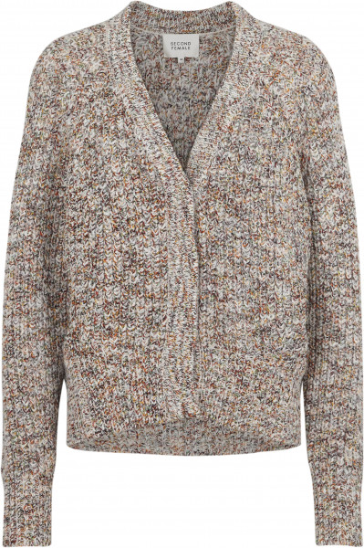 Second Female, Agnete Knit Cardigan