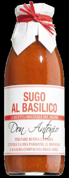 Don Antonio, Sugo al Basilico, 480ml
