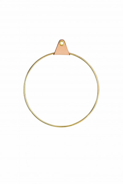 Strups, Small Ring, Brass (16cm)