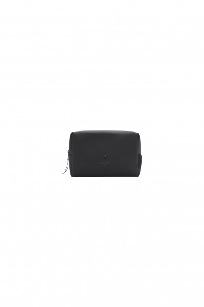 Rains, Wash Bag Small, Black