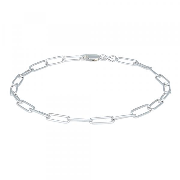 Nordahl, BOND52 Armband - Rhd. Silber Armband