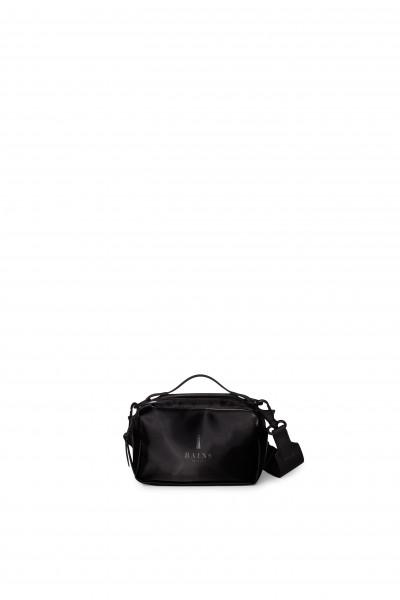 RAINS, Box Bag Micro, Velvet Black