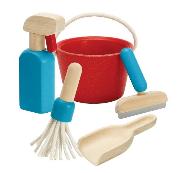 Plan Toys, Hausputzset