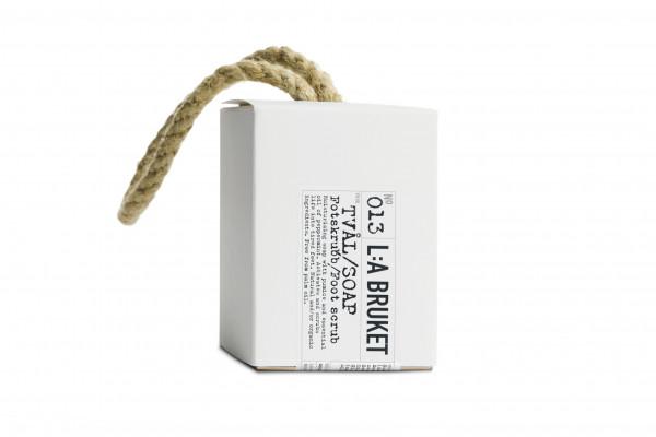 L:A Bruket, No.13 Rope Soap Foot Scrub
