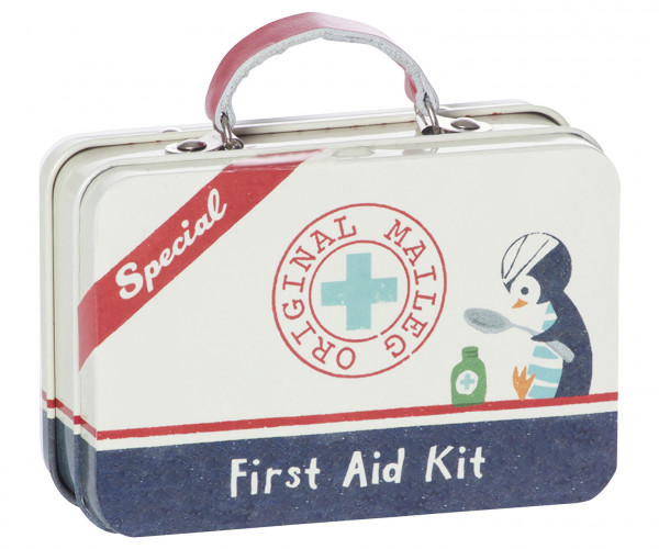 "Maileg ""Metal Suitcase First Aid"""