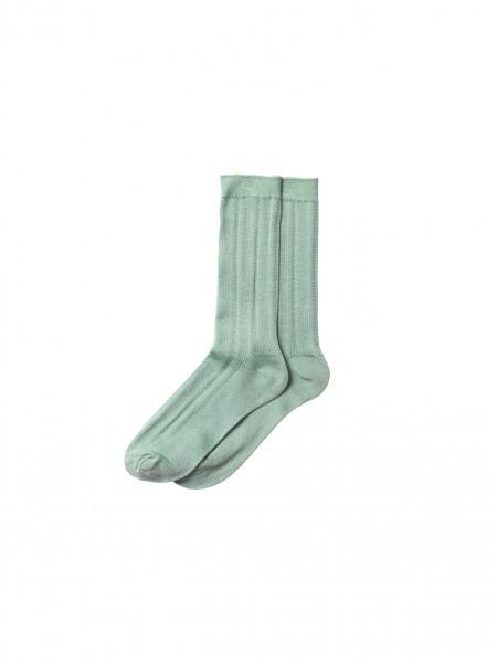 Beck Söndergaard, Glitter Drake Sock, 37/39, Slit Green