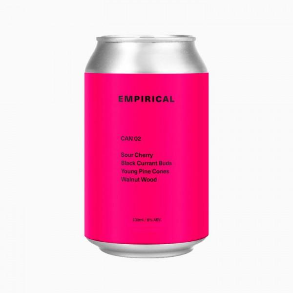 Empirical Spirits, Can 02, 8% Alc., 0,33l