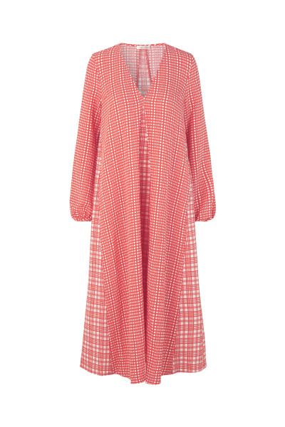 STINE GOYA Leila Dress, Plaid