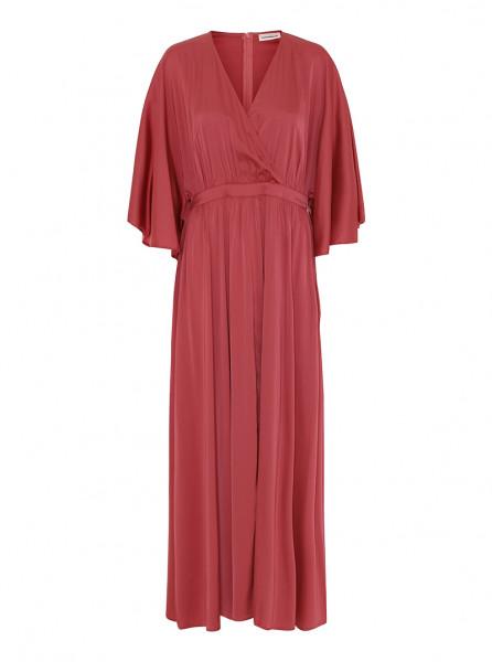 Custommade, Glenna Dress, Slate Rose