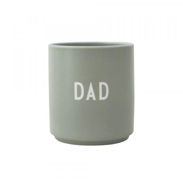 Design Letters, Favourite cups, DAD