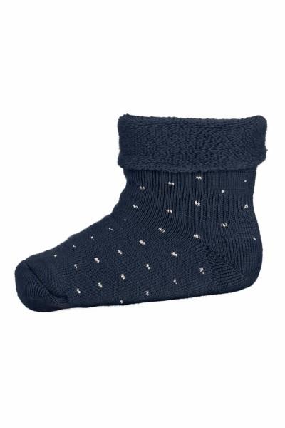 mp, Arin Socks, Dark Denim Melange