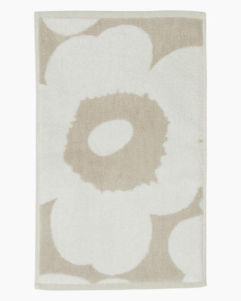 Marimekko, Guest Towel, 30x50, Beige White