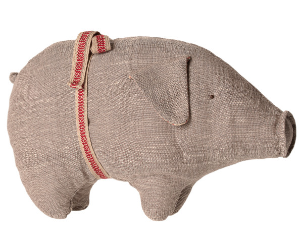 Maileg, Pig, Grey, Small