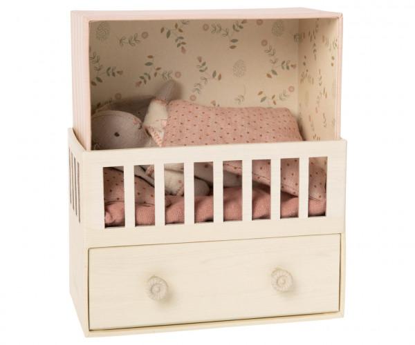 Maileg Baby room micro bunny