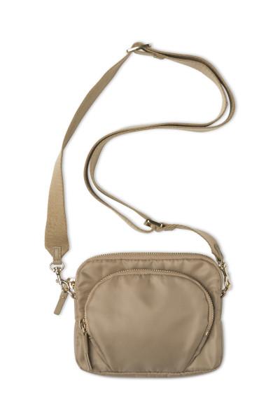Filippa K, Mini Nylon Bag, Warm Taupe