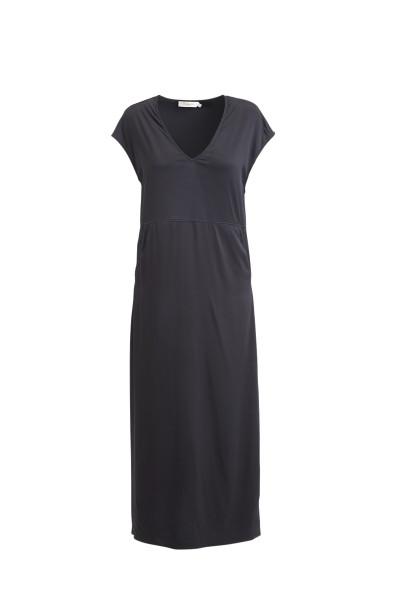 Rabens Saloner, Solid seamed Dress wrap back