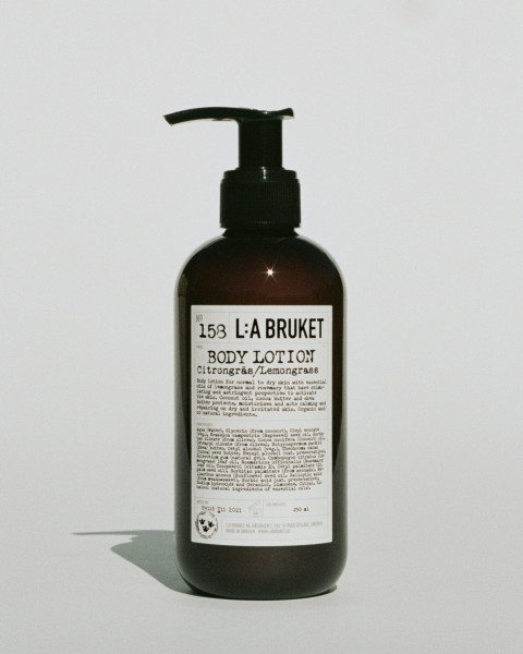 "L:A Bruket, No.158 ""Body Lotion"" Lemongrass 250 ml"