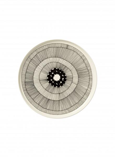 Marimekko, Oiva/Siirtolapuutarha, Plate 25 cm