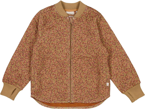 WHEAT, Loui Thermo Jacket, Berries (98-140)