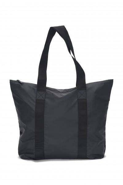 Rains, Tote Bag Rush, Black