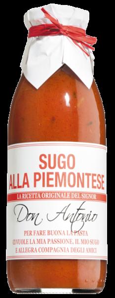 Don Antonio, Sugo alla Piemontese, 480ml