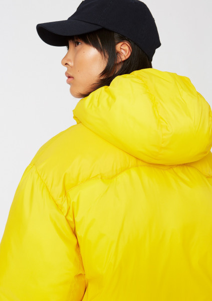 Hope, Puff Jacket, Yellow , 36