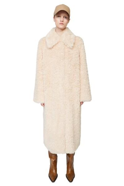 STAND Studio, Nino Coat, Off White