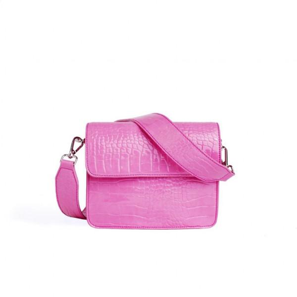 Hvisk, Shiny Strap Bag, Pink