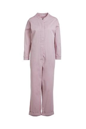 Rabens Saloner, Judie Organic Stretch Playsuit, Pink