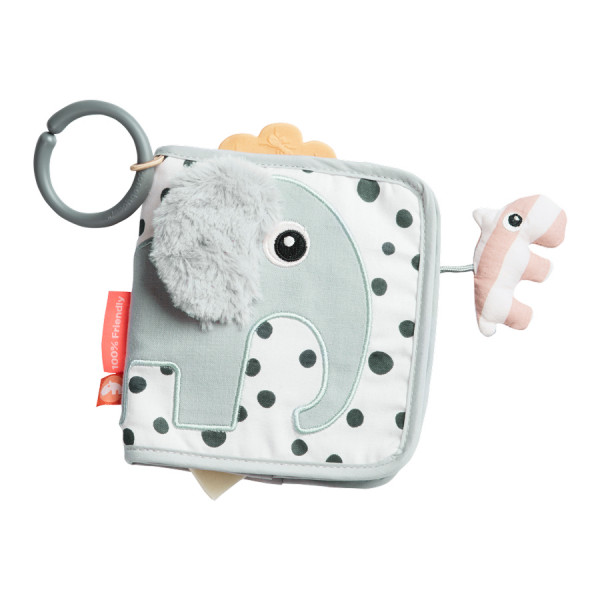 Activity book, Elphee, grey