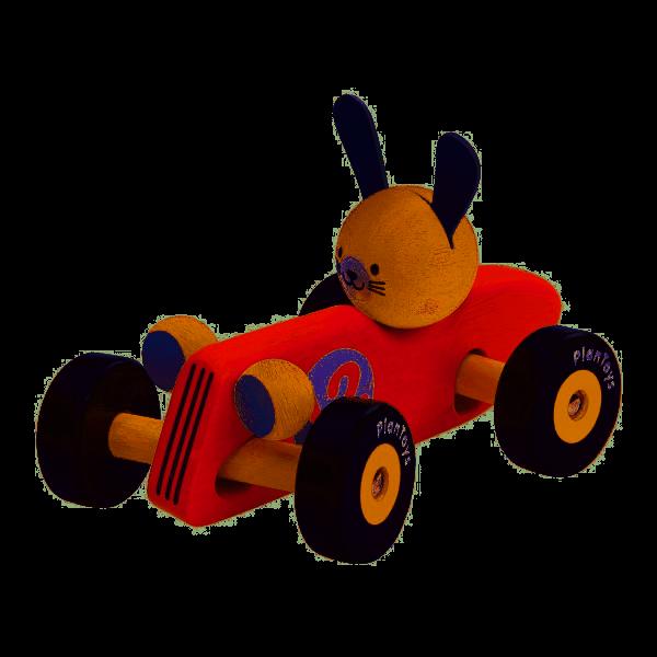 Plan Toys, Rabbit Racing Car