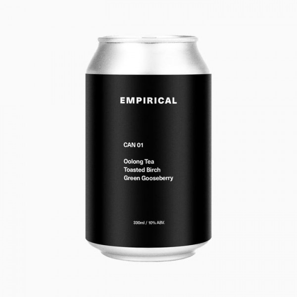 Empirical Spirits, Can 01, 10% Alc., 0,33l