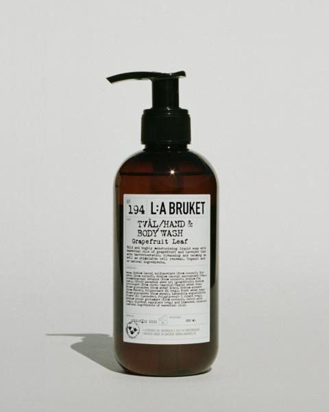 """L:A Bruket No.194 """"liquid Soap"""" Grapefruit leaf"""