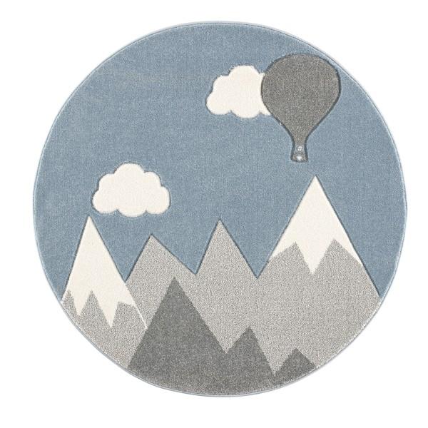 Scandic Living, Teppich Berge u. Ballon