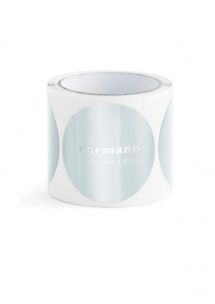 Normann, Stickers 40 Pcs Pale Blue