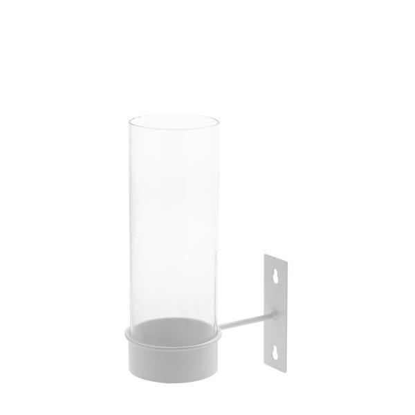 """Storefactory Skandinavia, """"Bodås"""" - White Tealight holder"""