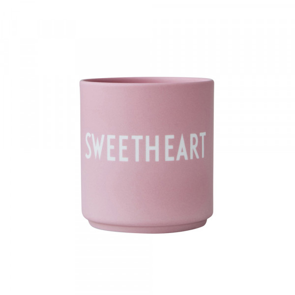 Design Letters, Favourite cups, SWEETHEART