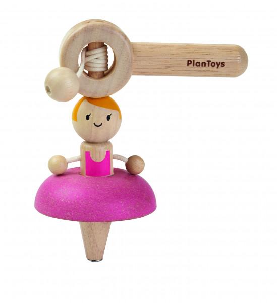 Plan Toys, Kreisel Baletttänzerin