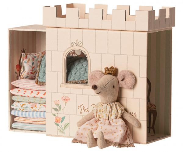 """Maileg """"Princess on the pea"""" Big sister mouse"""