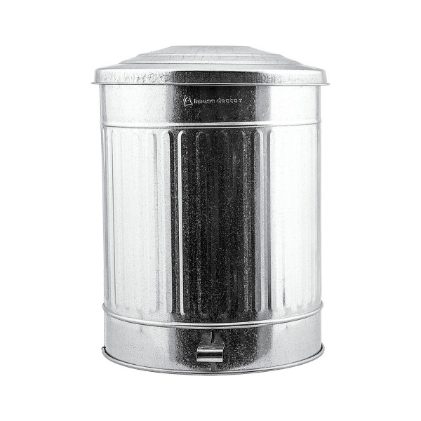 House Doctor, Garbage Bin, Zinc, 49 Liters