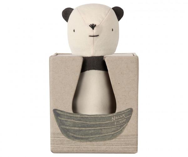 Maileg, Noah´s Friends Panda Rattle