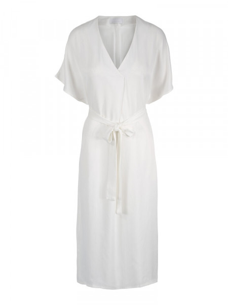 "One&Other ""Kaftan Dress"" Off White"