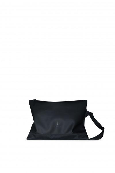 Rains, Musette Bag, Black