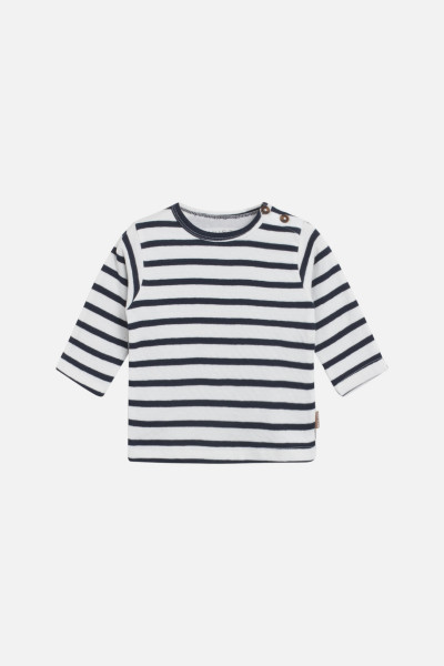 Hust and Claire, August T-Shirt LS, Navy