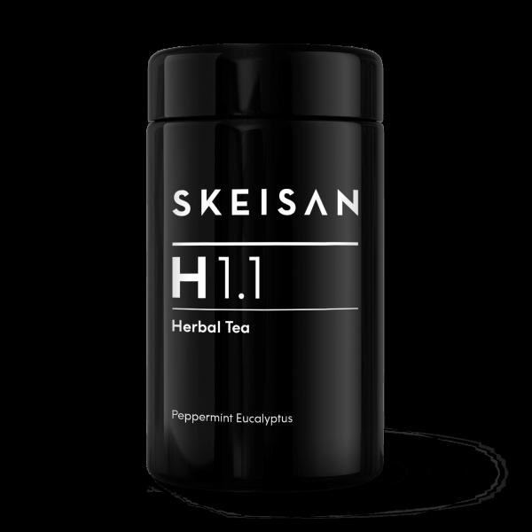 SKEISAN, H 1.1 Peppermint Eucalyptus, Herbal Tea