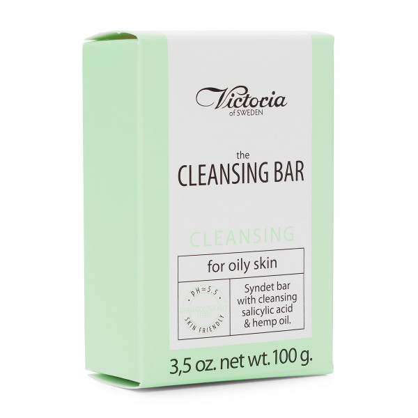 "Victoria Soap ""The Cleansing Bar"", Cleansing – for oily skin, 100g"