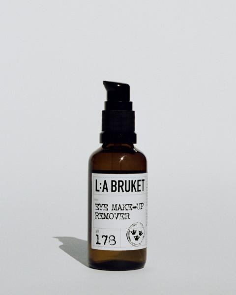 "L:A Bruket ""Eye Make-up remover"" No.178"
