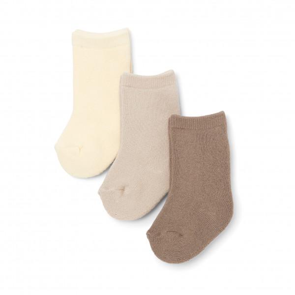 Konges Sløjd, Frottee-Socken Im 3er-Pack - Mellow Marsmellow
