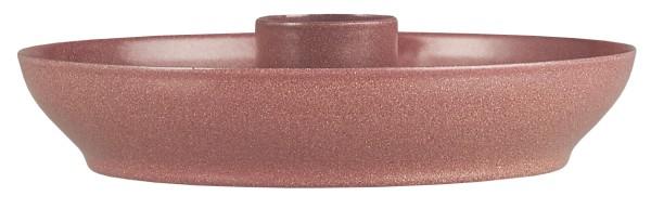 Ib Laursen, Kerzenhalter für Stabkerzen in faded rose